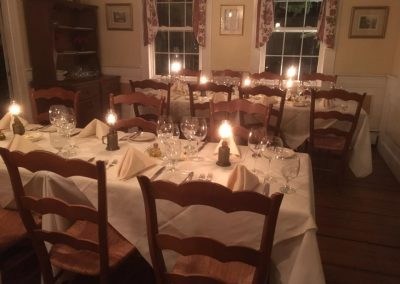 Special Events Youngtown Inn, Camden Lincolnville Maine